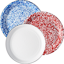 Check out the Tinware Marble Round Platter for rent