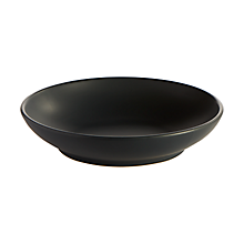 Check out the Ceramic Java Black Round Bowl for rent