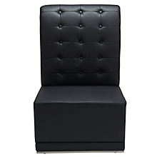 Check out the Metro Armless Chair for rent