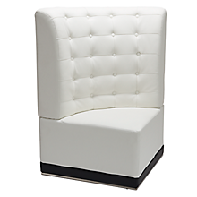 Check out the Metro Corner Chair for rent