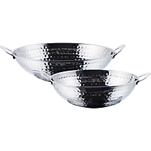 Check out the Stainless Hammered Wok for rent