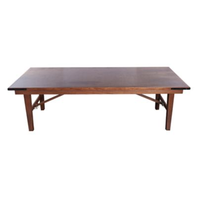 "Check out the Mason Dining Table 8'L x 36""W for rent"
