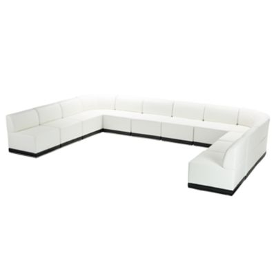 Check out the Metro U Shaped Sectional for rent