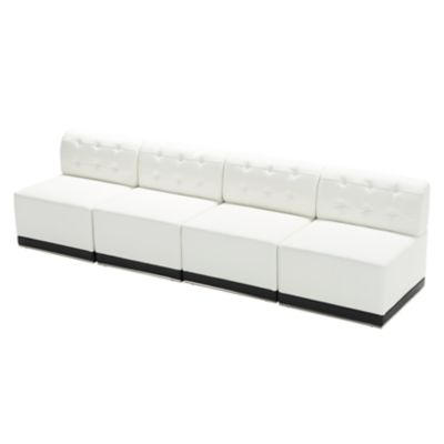 Check out the Metro Armless Sectional for rent