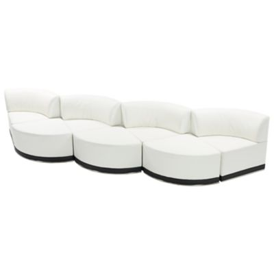 Check out the Metro Pie Sectional for rent
