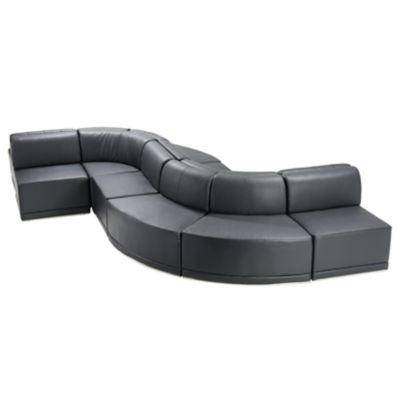 Check out the Metro Island Armless Sectional Sofa for rent