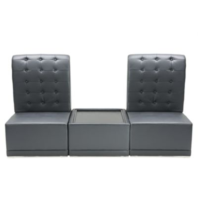Check out the Metro Armless Sofa with Center Coffee Table for rent