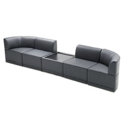 Check out the Metro Sectional Sofa with Center Coffee Table for rent