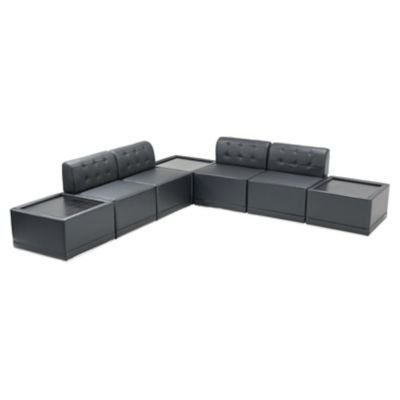 Check out the Metro L Shaped Sectional with Coffee Table for rent