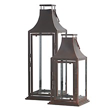 Check out the Wrought Iron Lantern for rent
