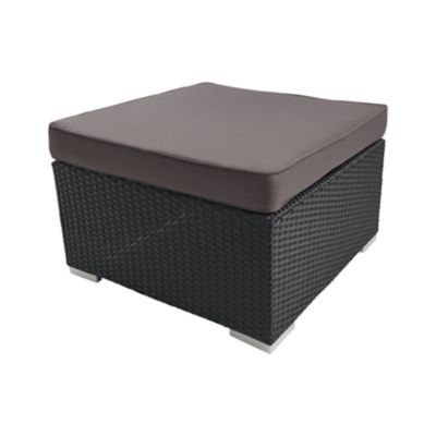 Check out the Somerset Collection Ottoman and Cushion for rent