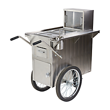 Check out the Hot Dog Cart for rent