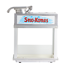 Check out the Sno Cone Machine for rent