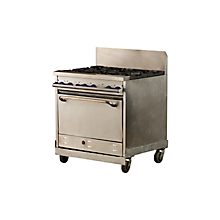 Check out the Propane Commercial Oven for rent