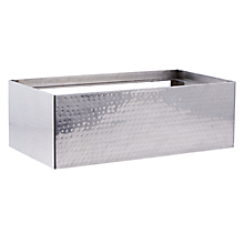 Check out the Stainless Hammered Griddle Cover for rent