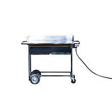 Check out the Propane Griddle for rent