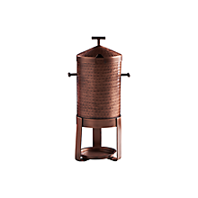Check out the Antique Copper Hammered Sauce Warmer 1.25 qt. for rent