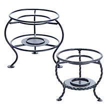 Check out the Wrought Iron Sterno Stand for rent