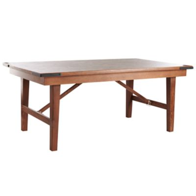 """Check out the Mason Dining Table 6'Lx42""""Wx30""""H for rent"""