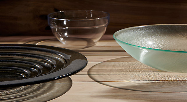 Group picture of Glass Bowls