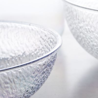 Detail image of Lucite Bowls
