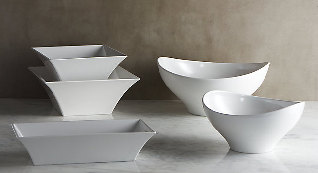 Group picture of Melamine Bowls