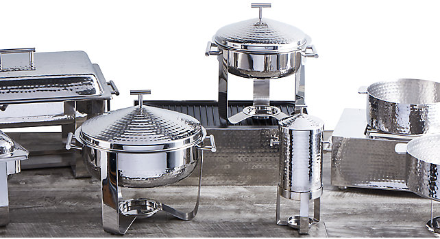 Group picture of Stainless and Chrome