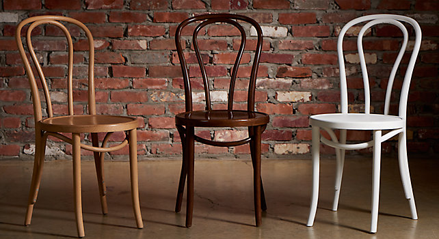 Group picture of Bentwood Chairs