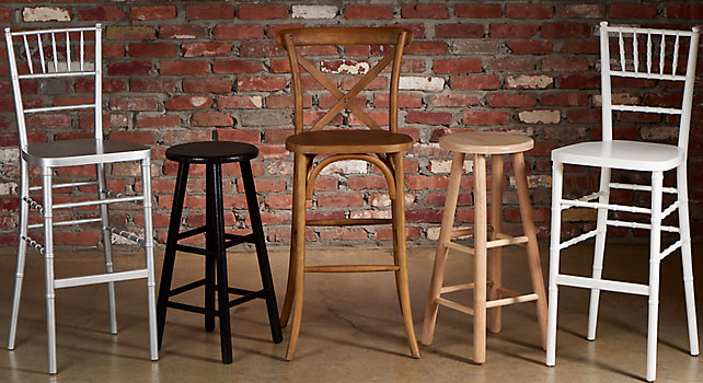 Group picture of Stools