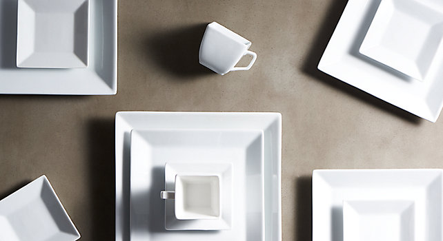 Group picture of White Square Collection