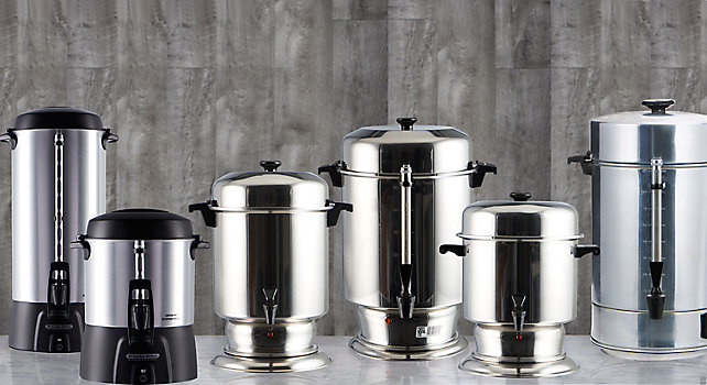 Group picture of Coffee Makers