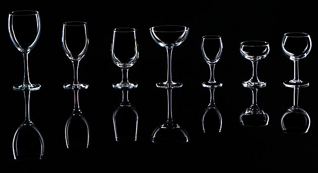 Group picture of All Purpose Glassware