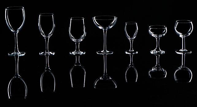 Group picture of All Purpose Glassware