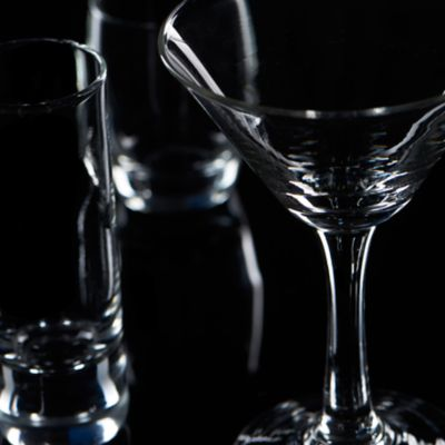 Detail image of Cordial Glassware