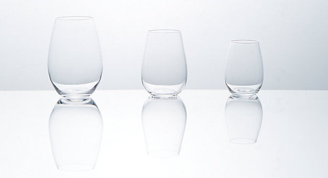 Group picture of Mercer Stemless Collection