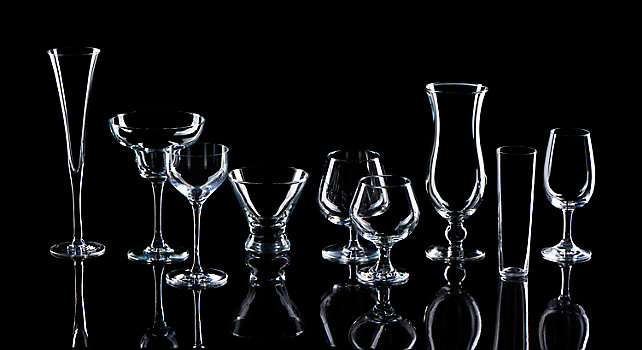 Group picture of Specialty Glassware