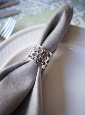 Detail image of Napkin Rings
