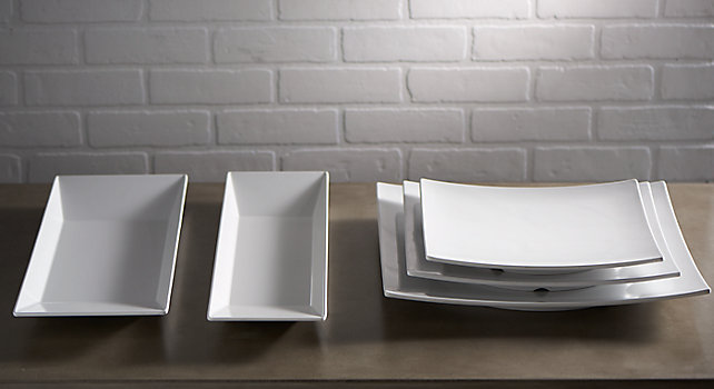 Group picture of Melamine Trays and Platters
