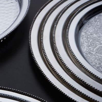 Detail image of Silver Trays and Platters