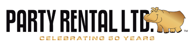 Party Rental Ltd. Logo