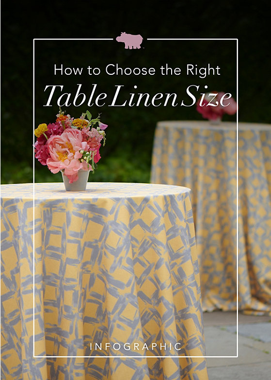 Gold sequin tablecloth draped over a round pedestal table