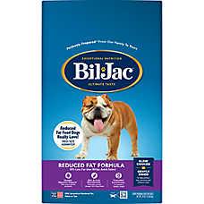 Bil-Jac® Reduced Fat Formula Adult Dog Food