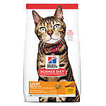 Hill's® Science Diet® Light Adult Cat Food - Chicken