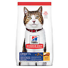 Hill's® Science Diet® Active Longevity Mature Adult Cat Food - Chicken