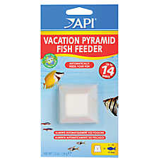 API® 14-Day Pyramid Fish Feeder