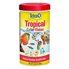 Tetra® TetraColor Tropical Fish Flakes