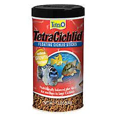 Tetra® TetraCichlid Sticks Fish Food