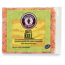 San Francisco Bay Brand® Sally's Frozen Krill™ Fish Food