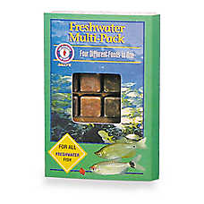 San Francisco Bay Brand® Freshwater Multi-Pack™ Frozen Fish Food