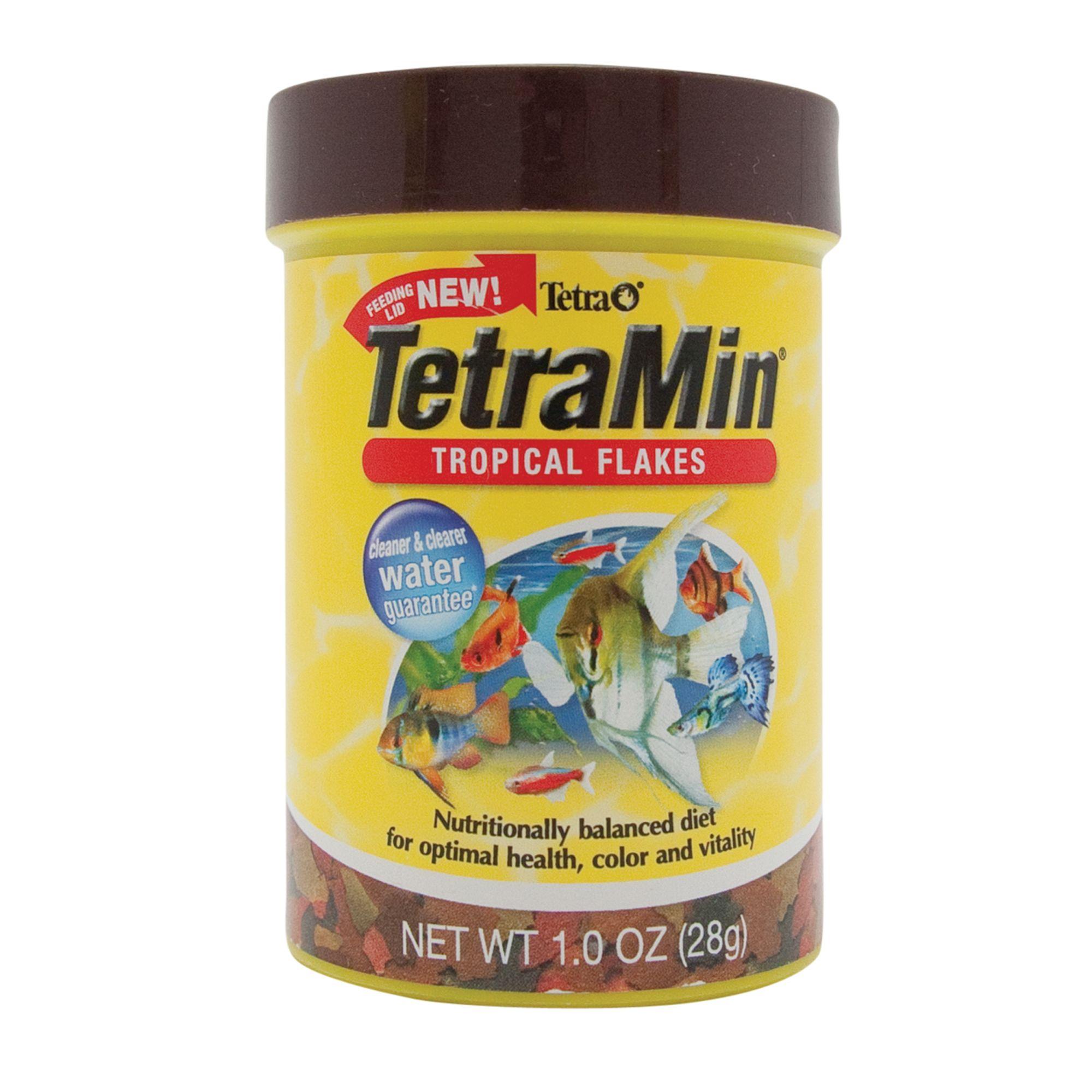Tetra Tetramin Tropical Flakes Fish Food Fish Food Petsmart